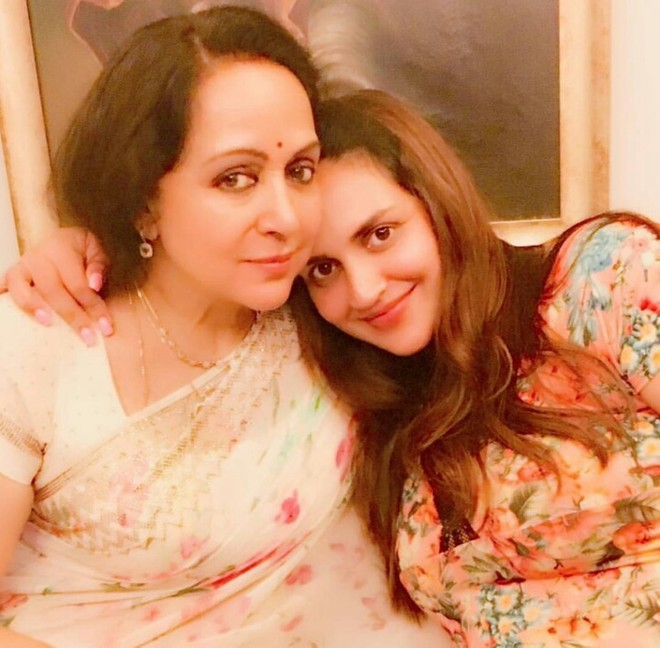 Not her!: Esha Deol rubbishes reports of Hema Malini being Covid positive