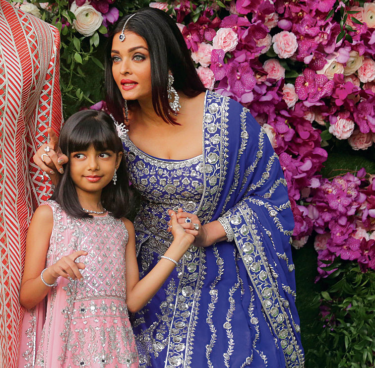 Aishwarya, daughter +ve too, in self-isolation