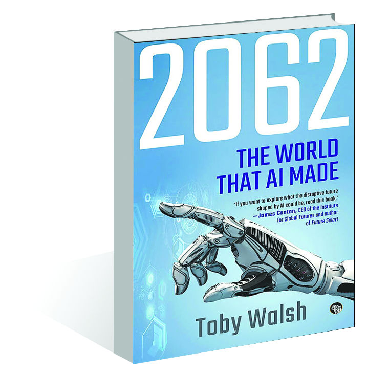 Toby Wals' 2062: The World that AI made