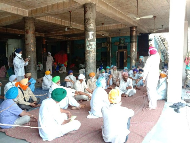 Centre's ordinances: Farmers to protest from July 20