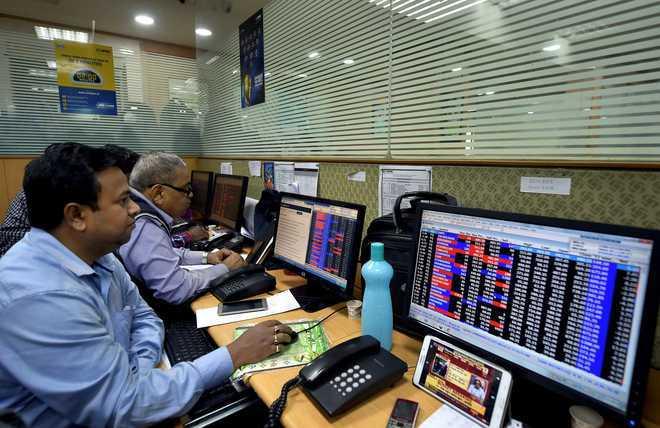 Sensex rallies 354 pts as banks soar