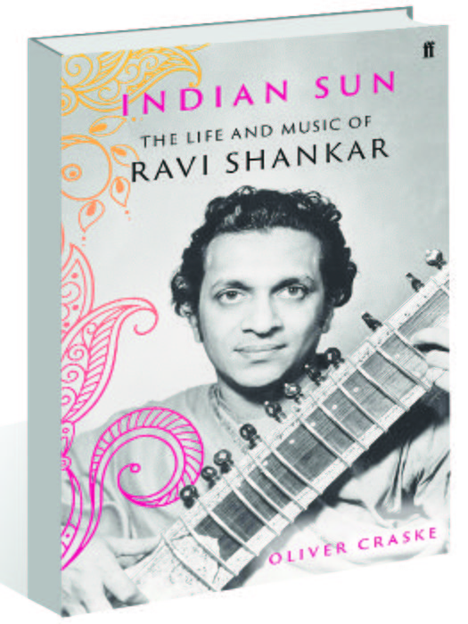 Oliver Craske pens Indian Sun — The Life and Music of Ravi Shankar
