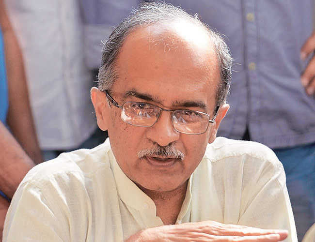 Prashant Bhushan urges SC to defer Aug 20 hearing on sentence in contempt of court