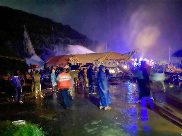 Slippery runway, strong tailwind likely caused Kozhikode crash: Experts