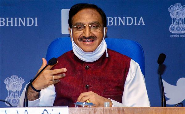 NEP 2020 first India-centric education policy since Independence: Education Minister Nishank