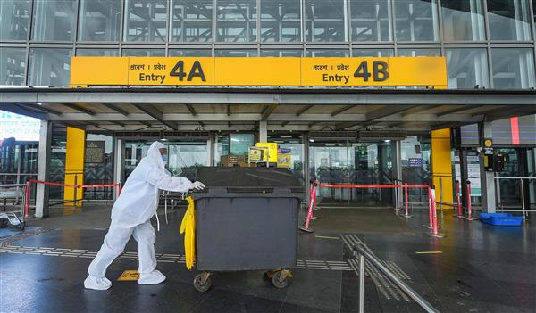 Lowest possibility of Covid-19 infection via air travel: Official