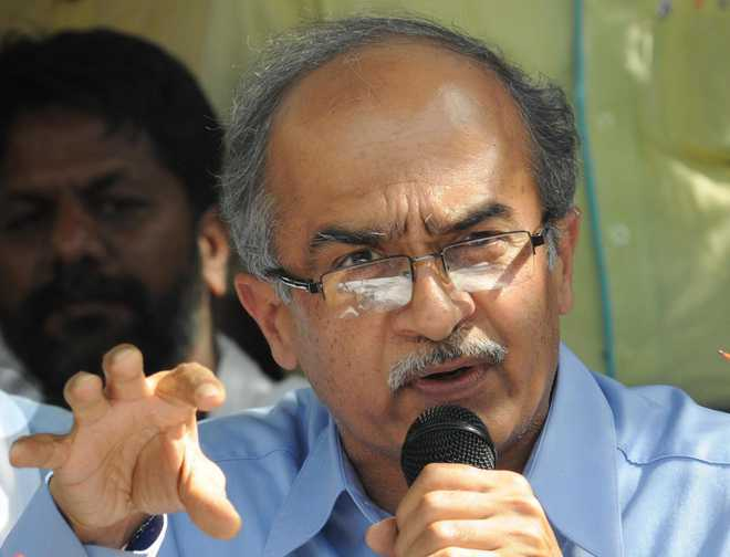 Prashant Bhushan questions SC for being a 'mute spectator' during Delhi riots