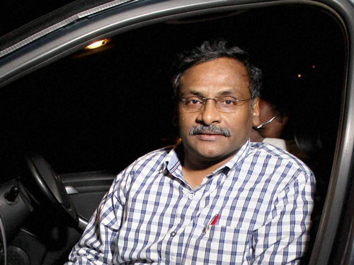 GN Saibaba's mother dies, his wish to see her unfulfilled