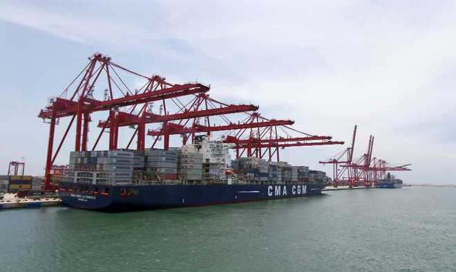 US sanctions could put China's Sri Lanka project in trouble
