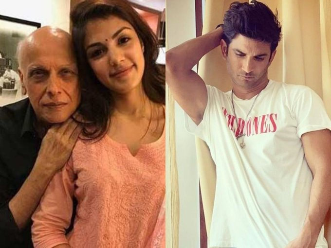 Rhea Chakraborty's WhatsApp chat with Mahesh Bhatt on day she left Sushant Singh Rajput's house revealed: 'You've unclipped my wings'