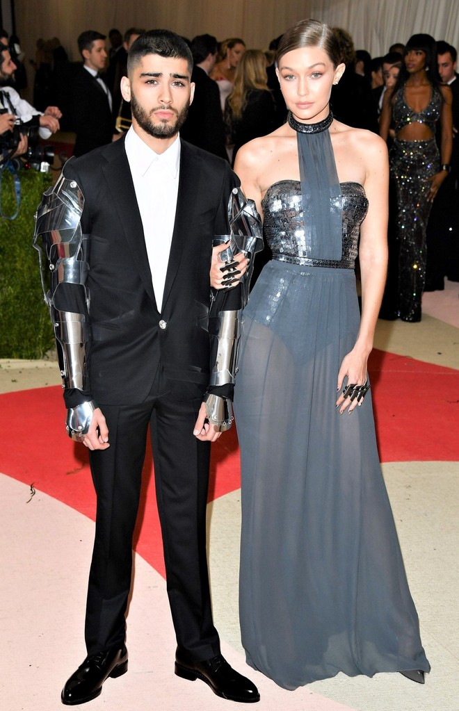 Isn't it sweet? Zayn Malik and Gigi Hadid are breaking the net with PDA moment