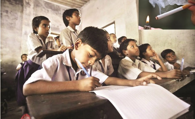 Provide free smartphone to every student in state