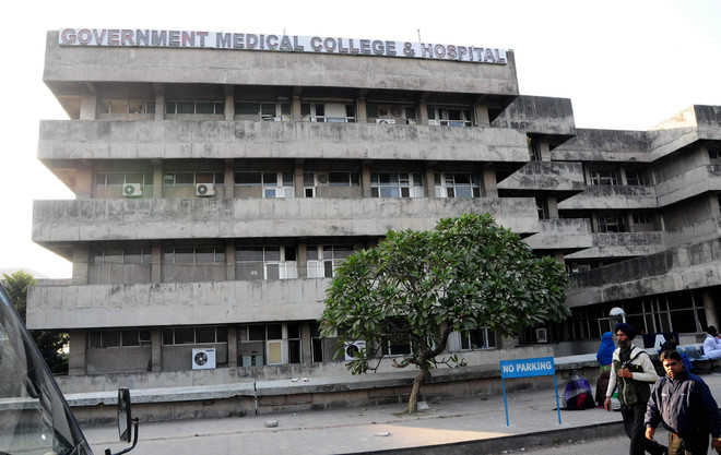 Covid patient jumps to death at GMCH-32 in Chandigarh
