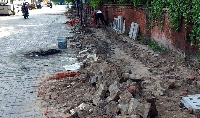 MC to soon install sewer pipes in Patiala