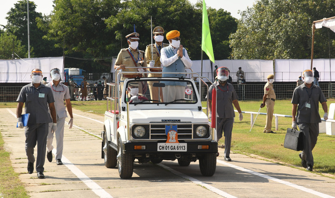Chandigarh to be a medical hub: Badnore