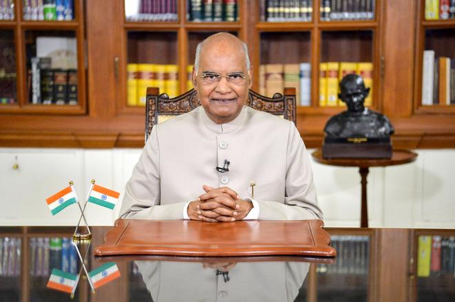 President Ram Nath Kovind takes swipe at expansionist China