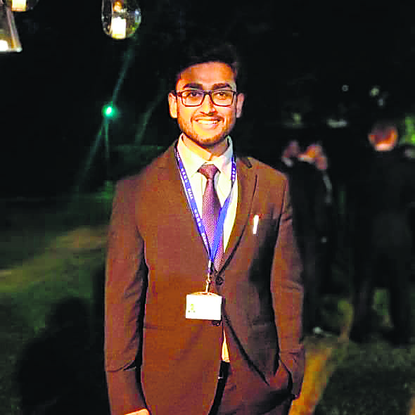 Border resident 38th in civil services exam