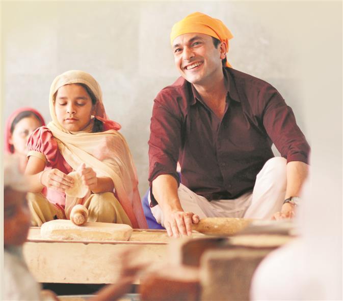 How Vikas Khanna's tweet led to 30 million meals