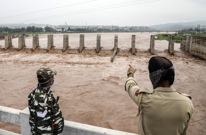 54% deficient rainfall in J&K this summer, says Met Dept