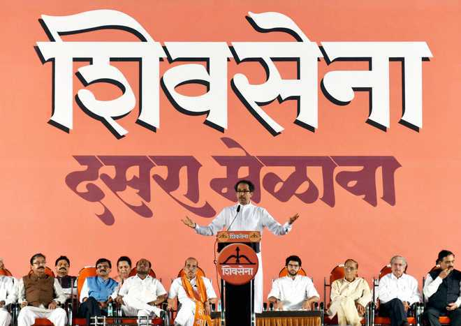 What is left of NDA after Akali Dal, Shiv Sena exit, asks Sena mouthpiece Saamana
