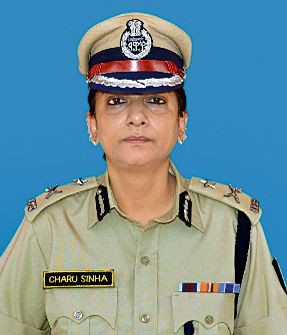Charu Sinha first woman to head CRPF in militancy-hit Srinagar