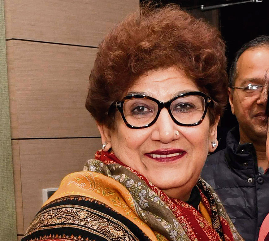Chandigarh Mayor Raj Bala Malik admitted to PGI