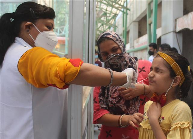 Single-day spike of 94,372 COVID-19 cases pushes India tally to 47.5 lakh
