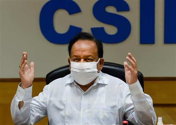 Expect Covid vaccine by early next year, will take first shot if any trust deficit: Vardhan