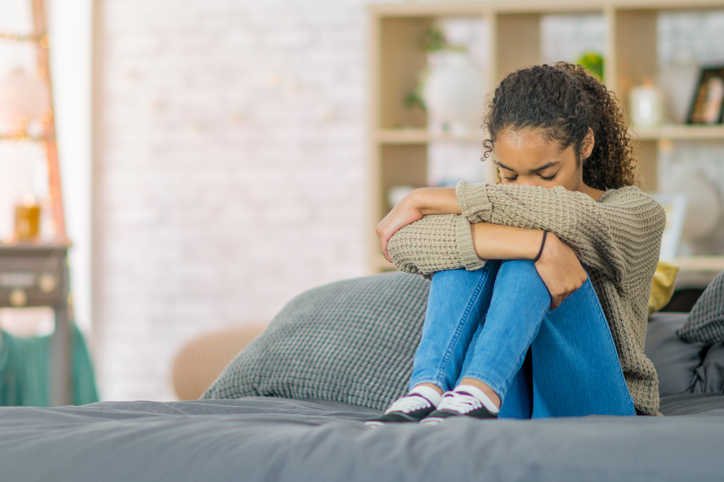 Kids with social anxiety more likely to develop depression
