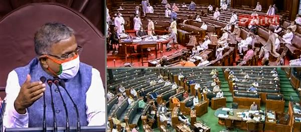 Rough treatment to Rajya Sabha Deputy Chairman to be election issue