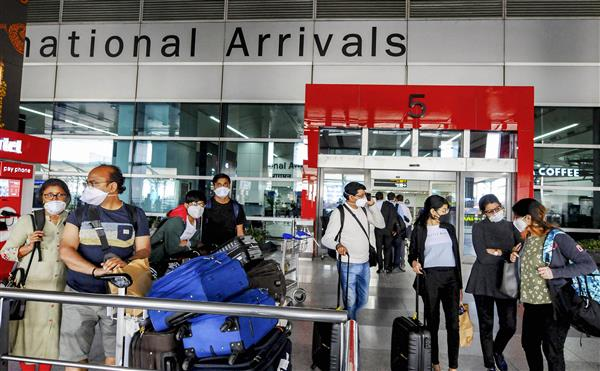 International passengers can opt for Covid-19 test, waiting lounge at Delhi airport for Rs 5,000