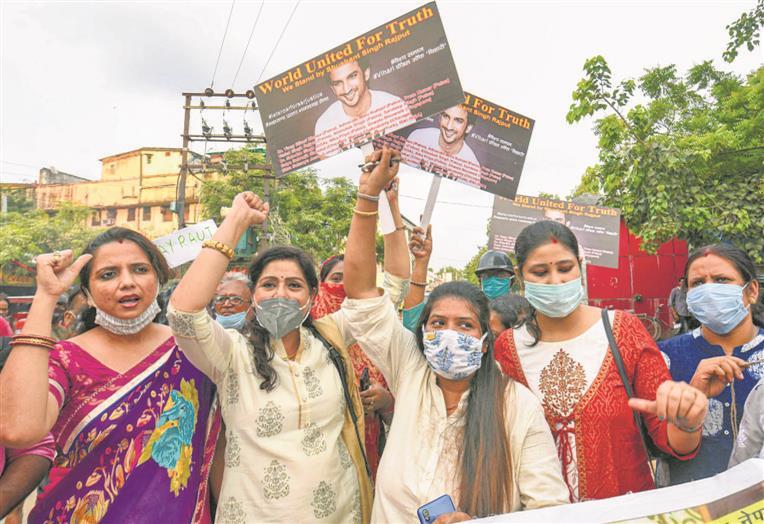 SSR slugfest rooted in Maharashtra politics