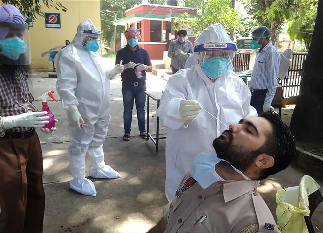 Punjab sees record 106 coronavirus deaths
