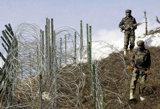 Pakistan Army targets several areas along LoC in Jammu-Kashmir's Poonch