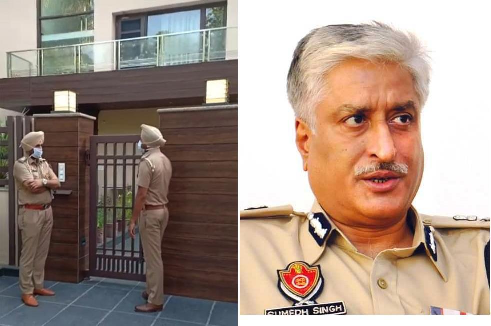 Evading arrest, Sumedh Saini may be declared PO