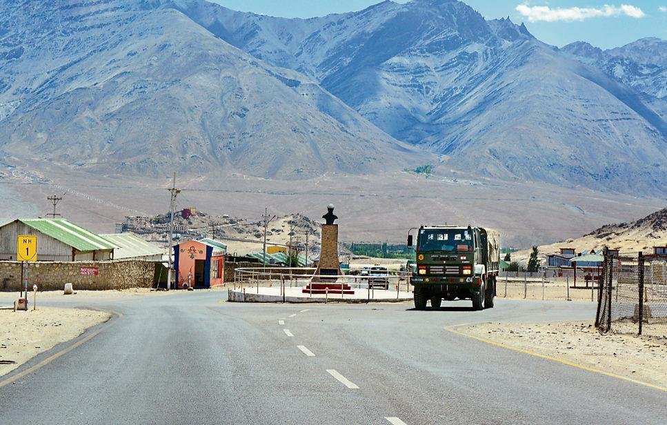 India, China blame each other for 'firing shots' along LAC