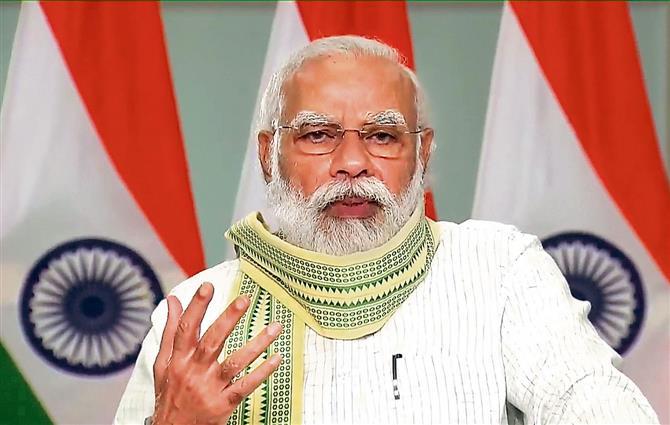 Ahead of poll, PM's bonanza for Bihar