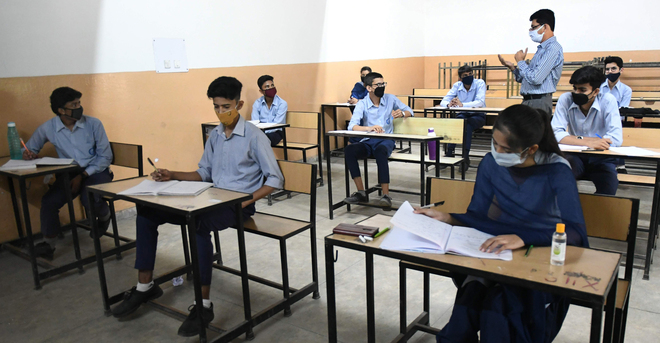 Education department asks school heads in Chandigarh to call 40 students  per school