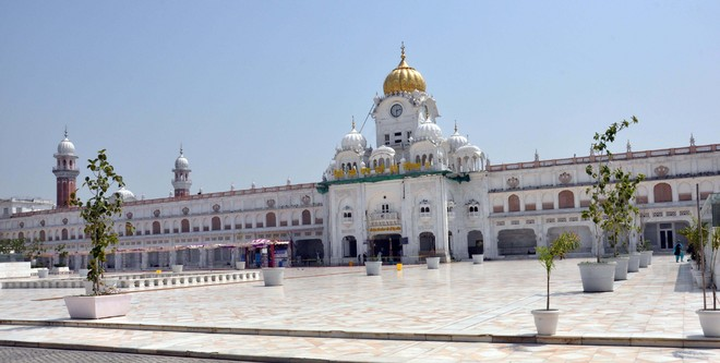 Religious bodies firm on holding stir at Diwan Hall in Golden Temple complex