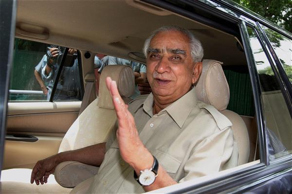 Former Union minister Jaswant Singh cremated in Jodhpur