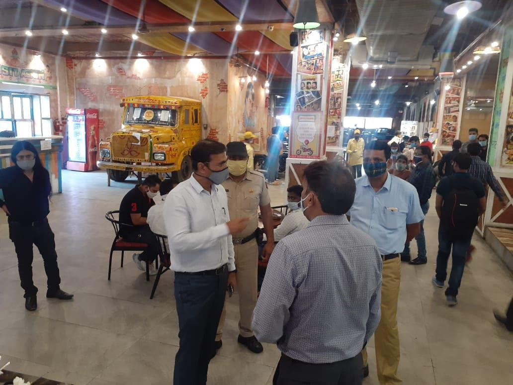 75 staffers at Sukhdev, Garam Dharam dhabas in Murthal test positive; eateries sealed