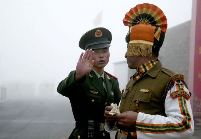 Chinese duplicity again