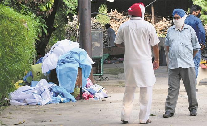 4 more deaths, 181 cases in Panchkula
