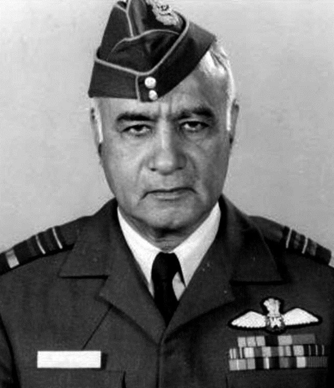Air Marshal MM Singh, a decorated war hero, passes away at 89