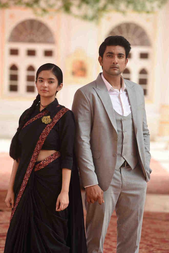 Anushka Sen stars in Zee TV's 'Apna Time Bhi Ayega'