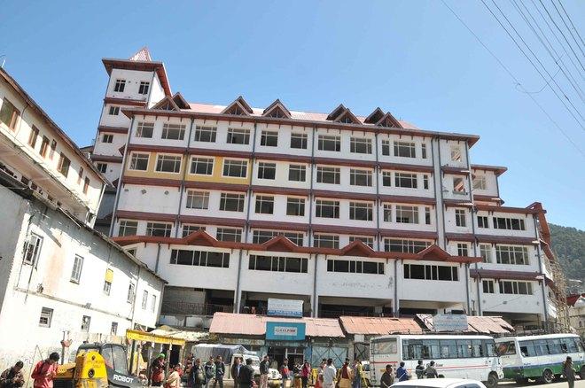 Suicide: DDU Hospital medical supdt shifted