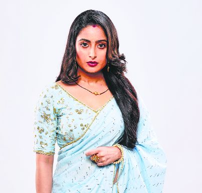 Aishwarya Sharma has moved from engineering to acting!
