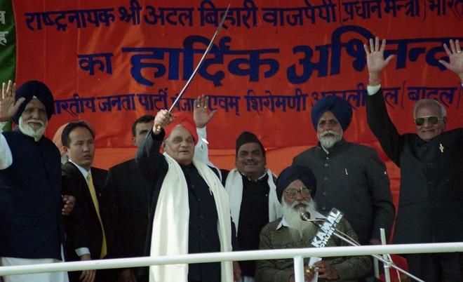 In Akalis' departure, BJP sees opportunity