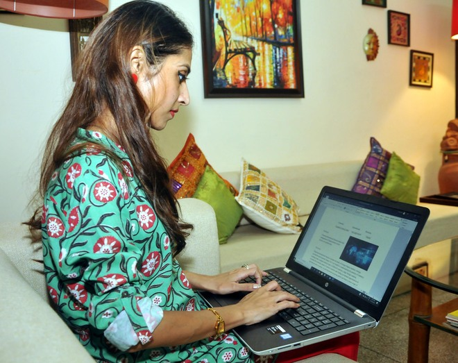 Pearl of a person, an NGO head didn't let the crisis bring her foundation down