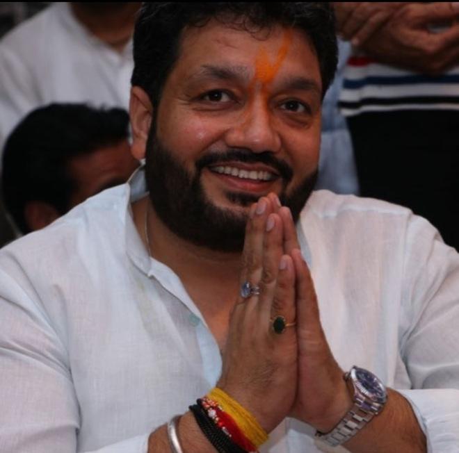 Sidhu trusted new Chairman